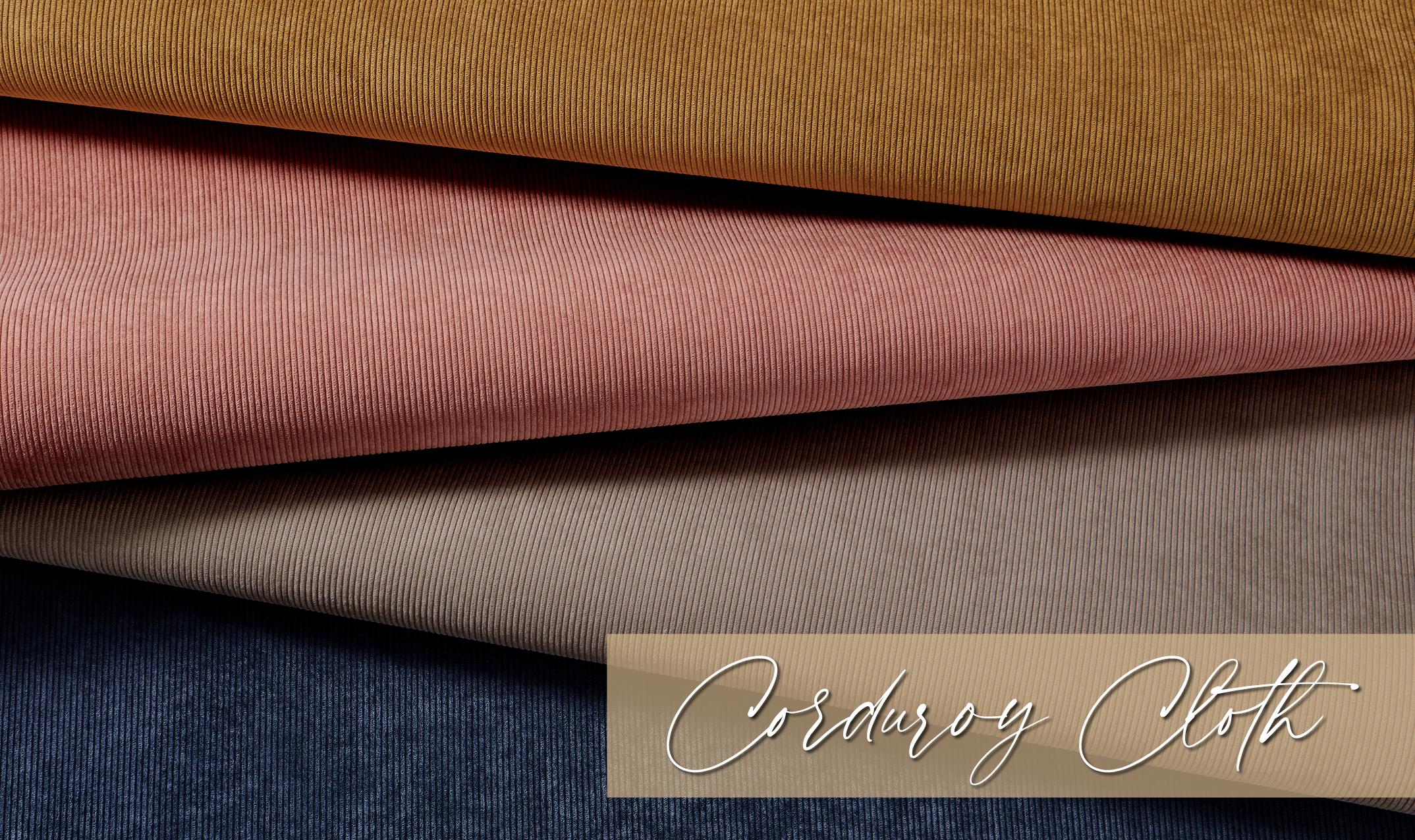 Corduroy Cloth
